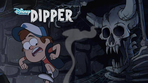 Willkommen in Gravity Falls - Clip - Best of Dipper