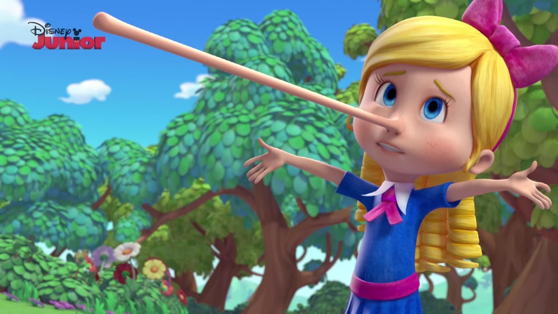 Pinocchio-itis