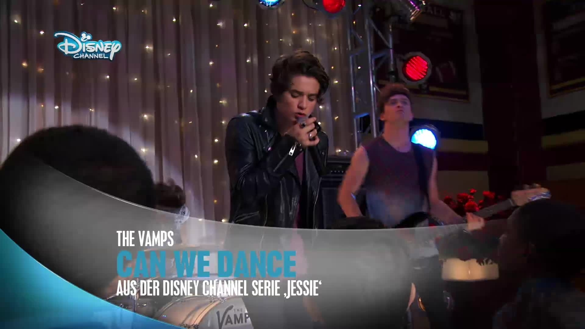 Jessie: Can We Dance Lied (The Vamps)