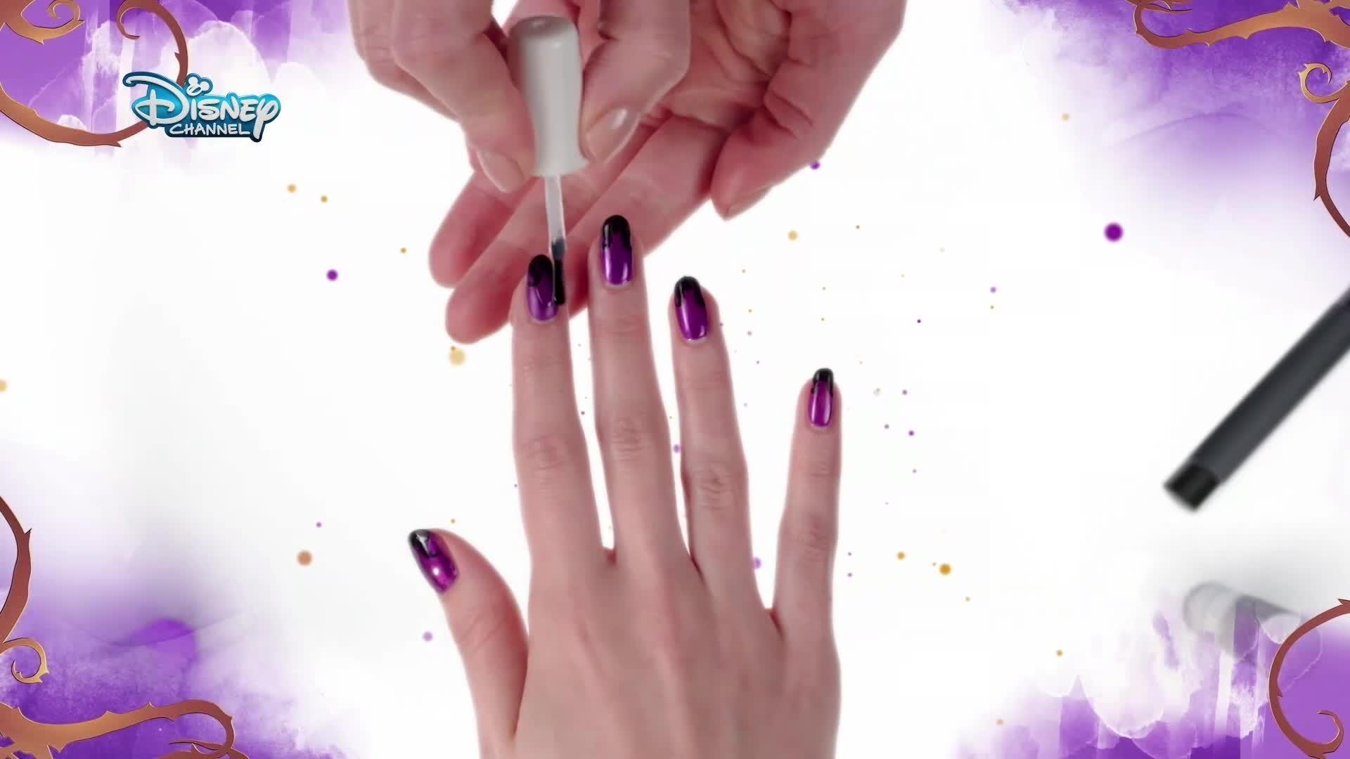 Nail Art - Mal