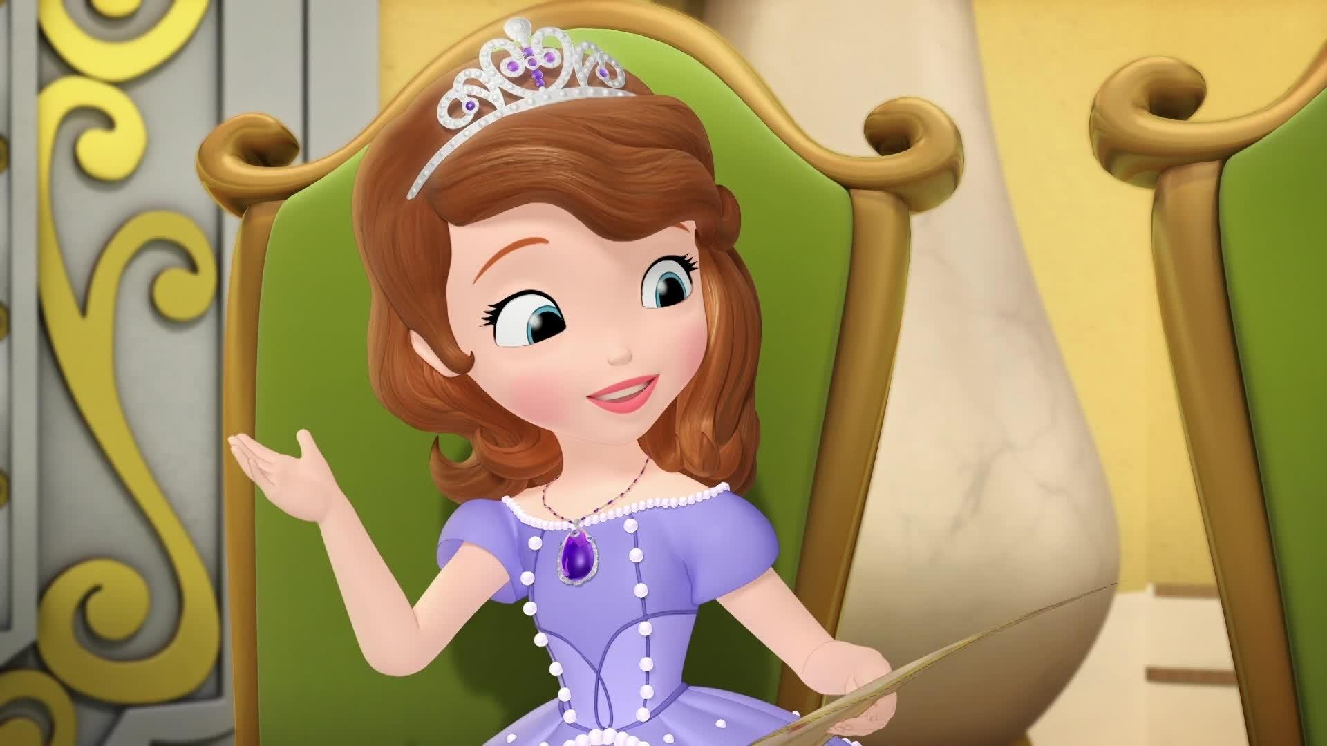 Princesse Sofia - Le roi qui rêvait d'être boulanger