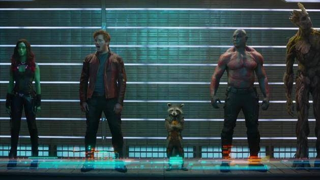 Marvel's Guardians of the Galaxy - Erster Trailer