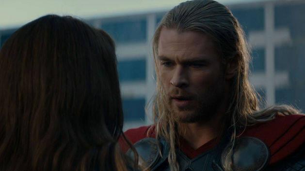Thor - The Dark Kingdom - Filmclip: Wo warst du