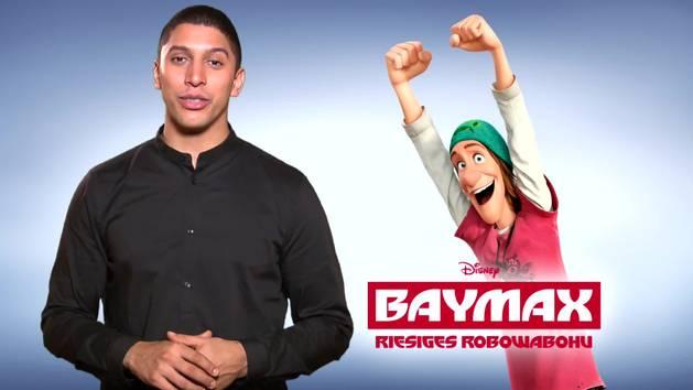 Baymax - Riesiges Robowabohu Digital