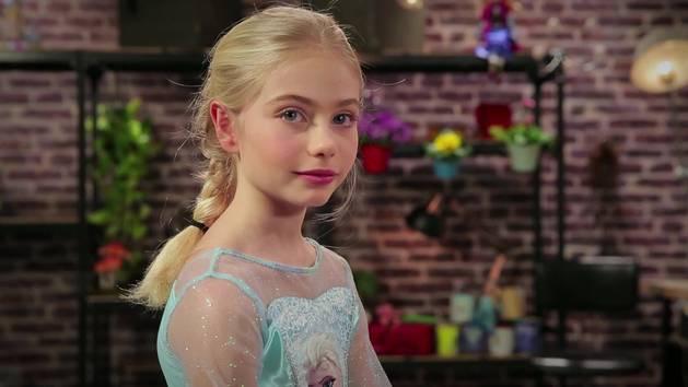 Les Enfants Extraordinaires - Tuto beauté : la Reine des Neiges