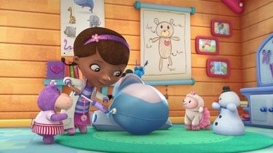 Doc McStuffins, Spielzeugärztin - Chillys Knopf