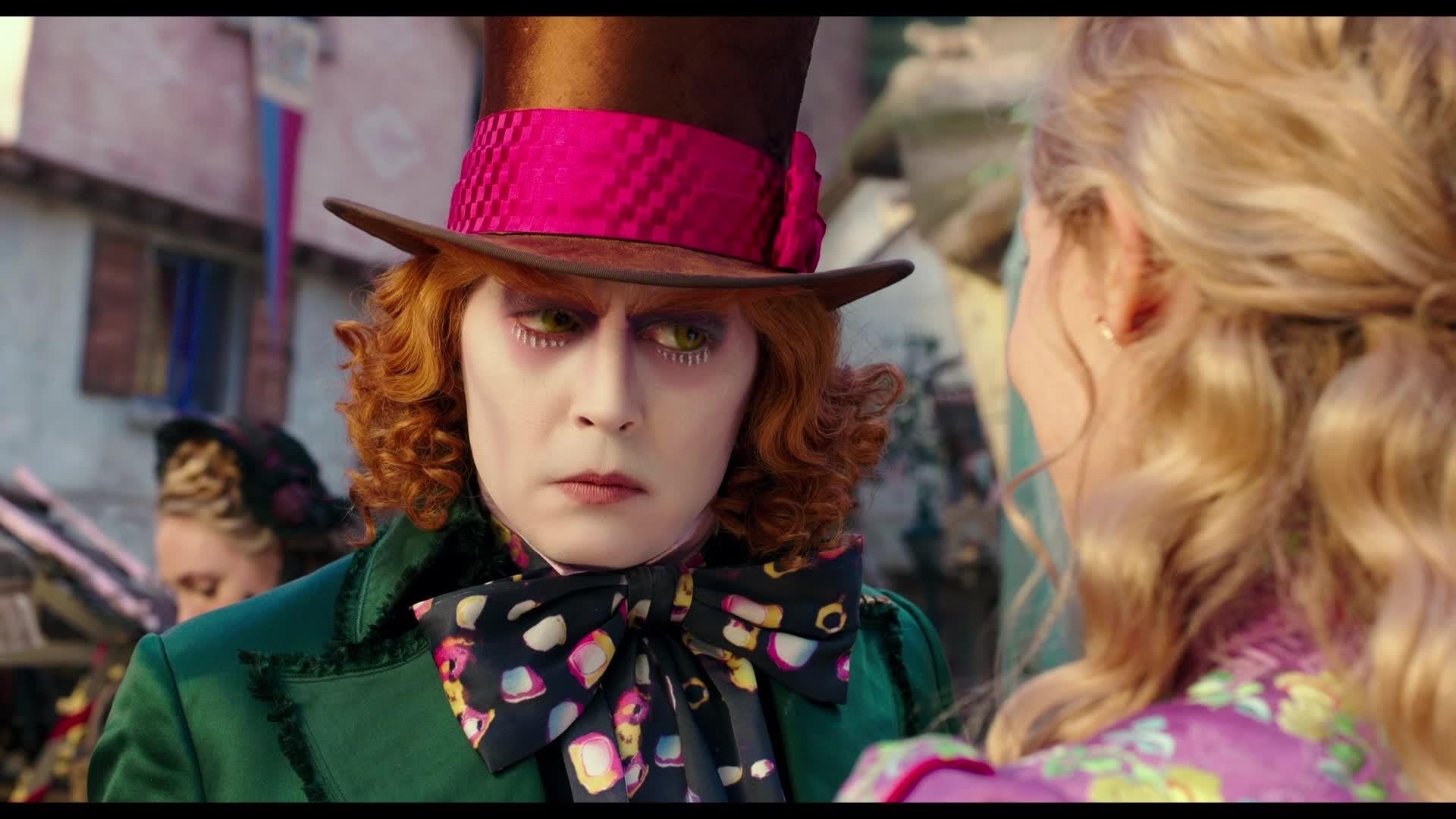 Alice De L'autre Côté Du Miroir - Alice fâchée avec le temps