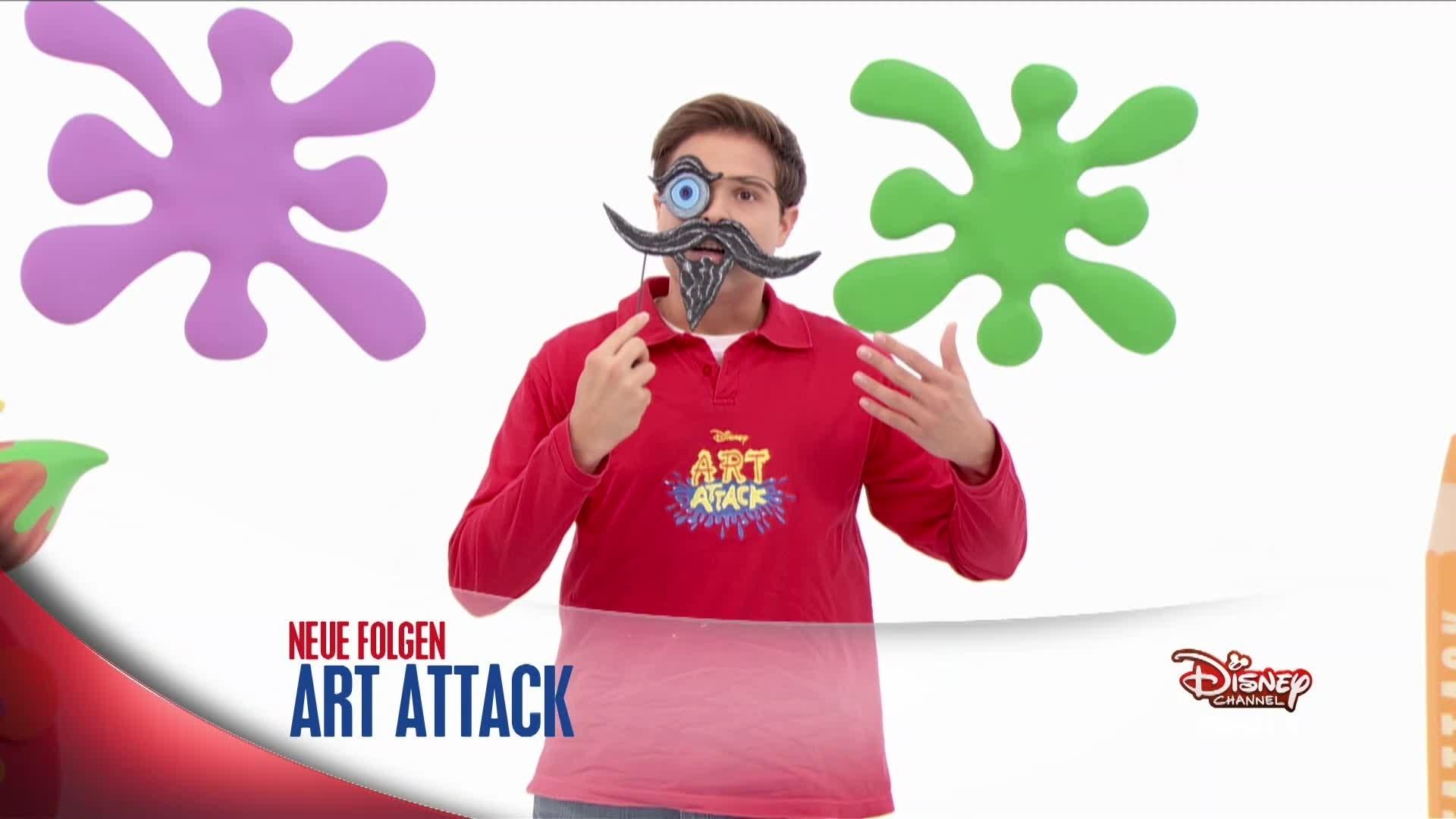 Toller Bastelspaß für Jungs bei Art Attack