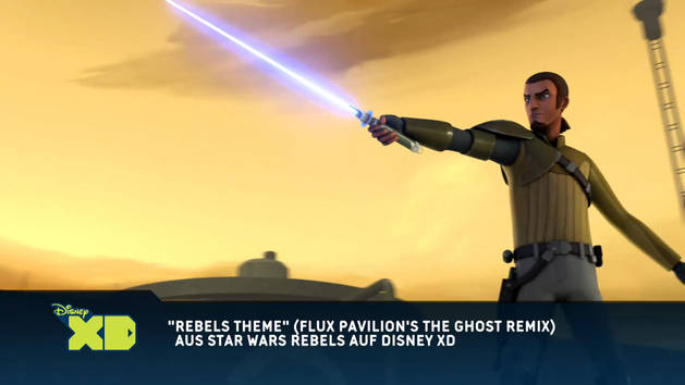 """REBELS THEME"" aus Star Wars Rebels"