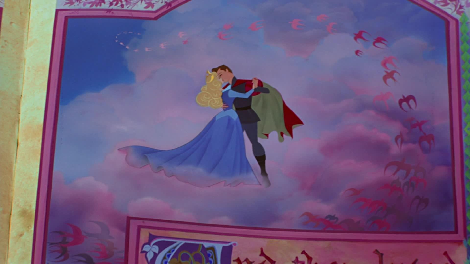 La Belle au Bois Dormant - Chanson : J'en ai rêvé reprise (par Aurore et Philippe)