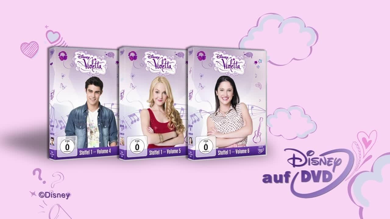 Jetzt Volume 4-6 der 1. Staffel auf DVD