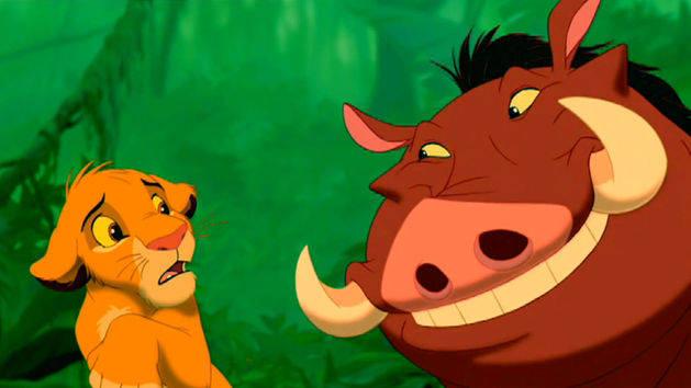 Der König der Löwen - Freundschaft