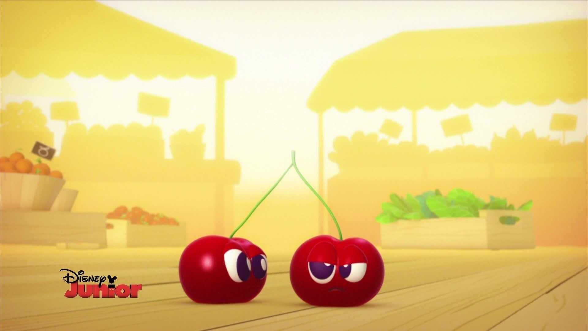 La soupe de cerises