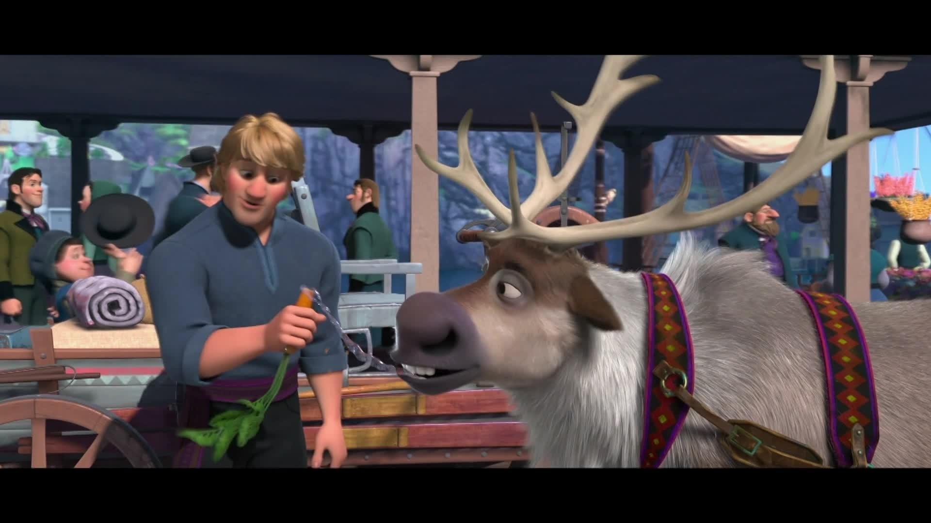 Olaf, Le roi de la gaffe - Partager c'est aimer
