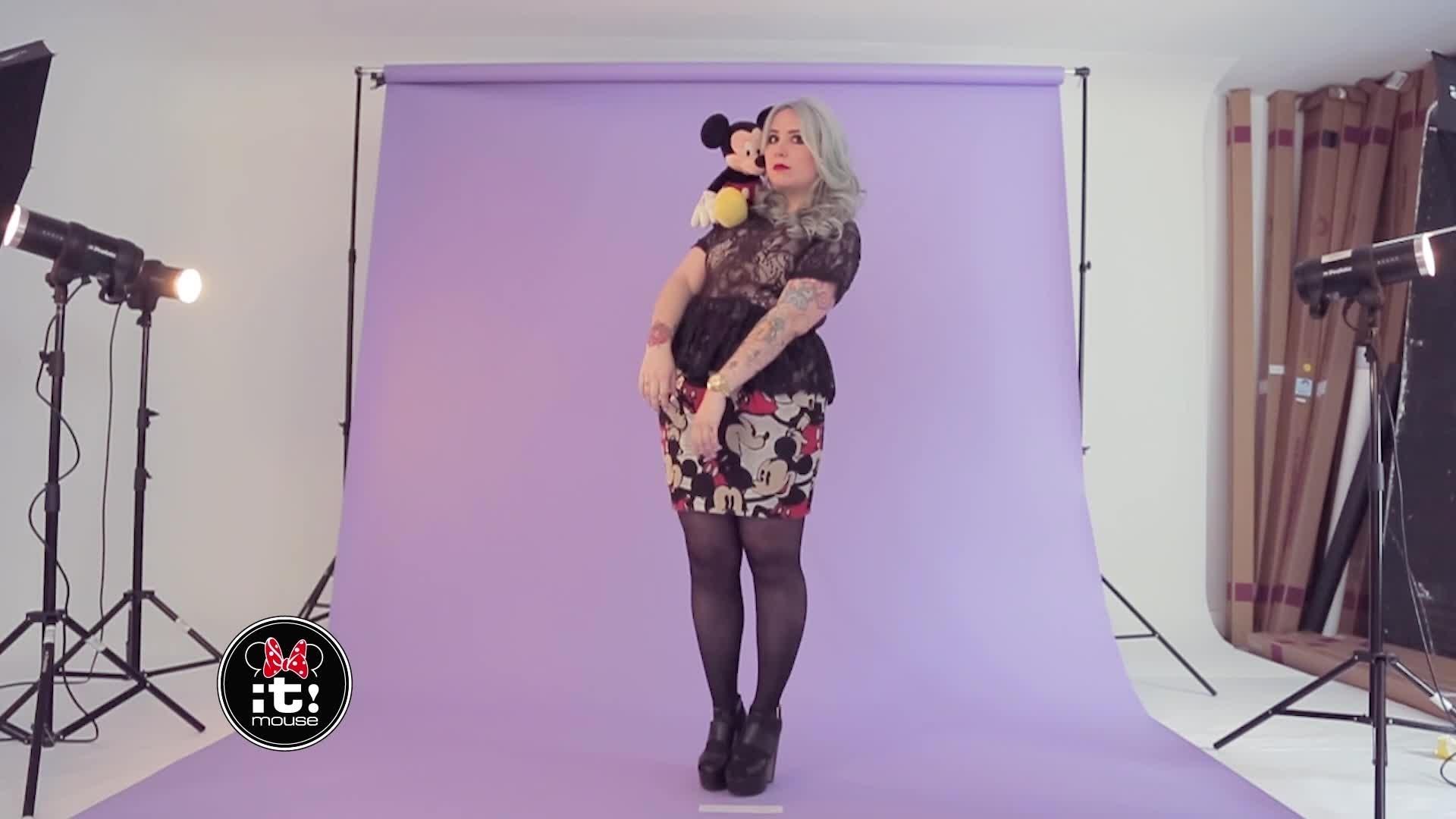 Minnie Style : la vidéo de Katia / Lazy Cat