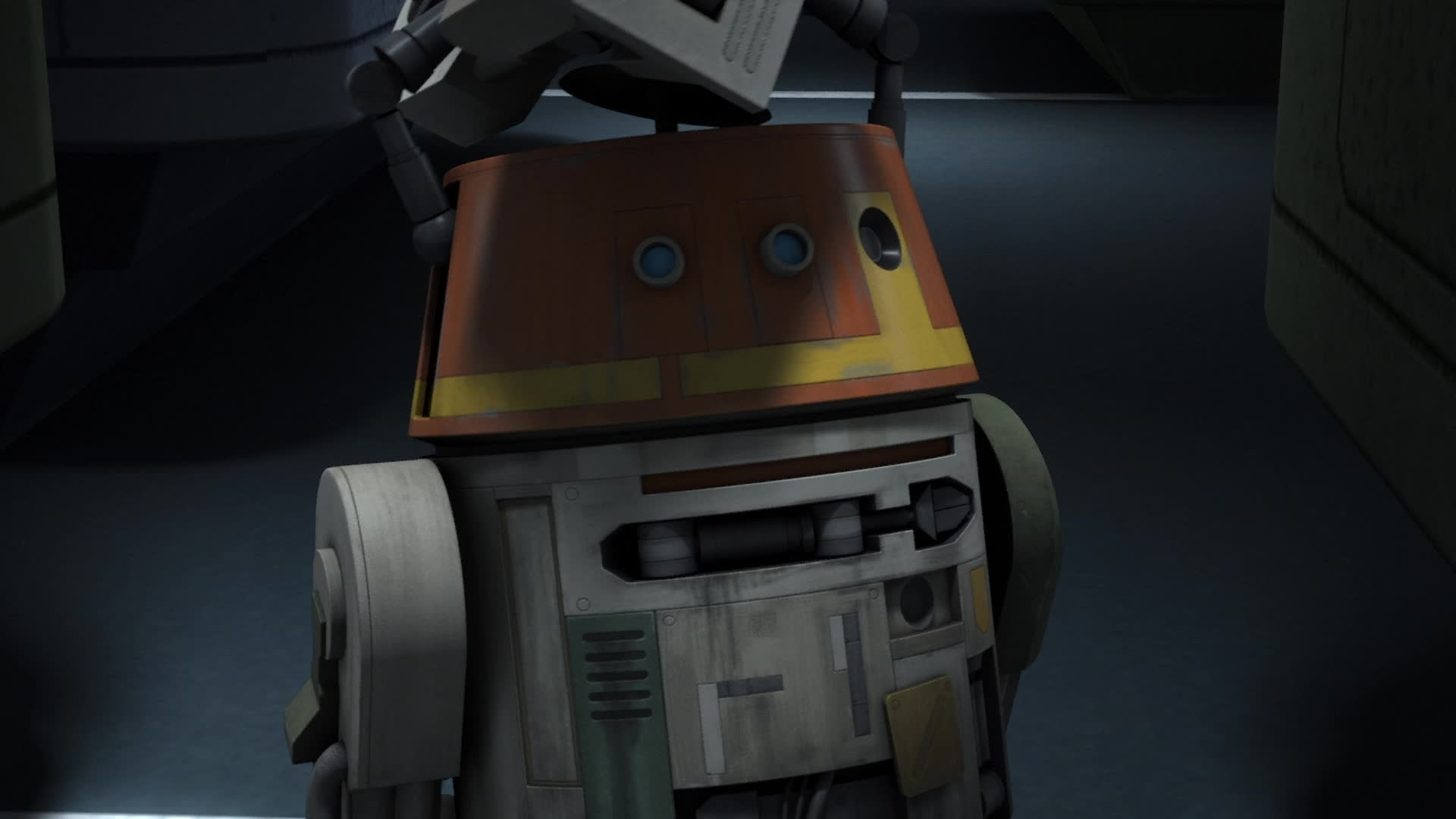 The Forgotten Droid - Season 2 Episode 17 Sneak Peek