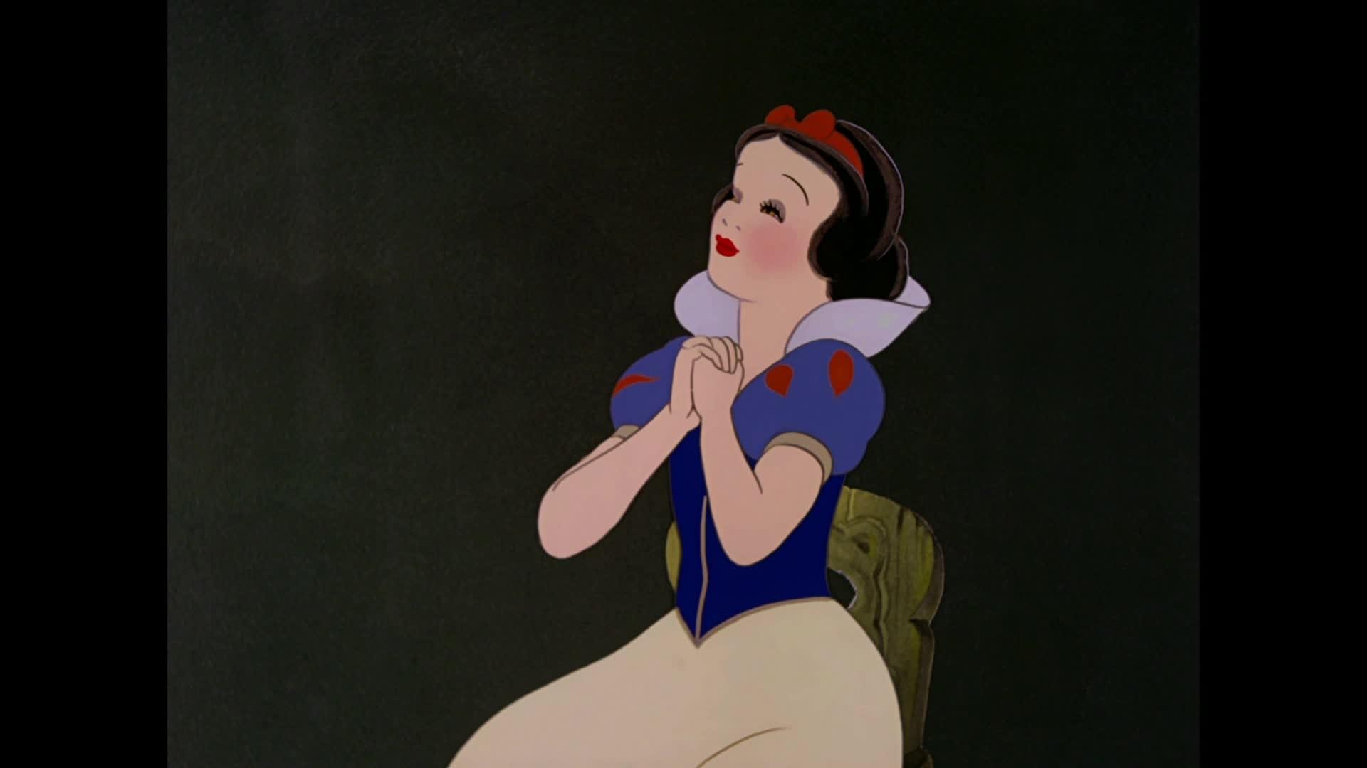 Blanche Neige et les Sept Nains - Un jour mon prince viendra (reprise)