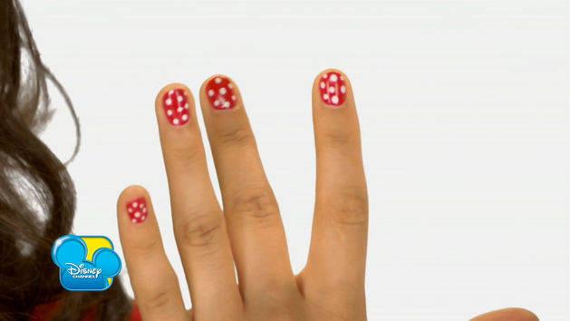 Minnie & You - Fingernägel wie Minnie