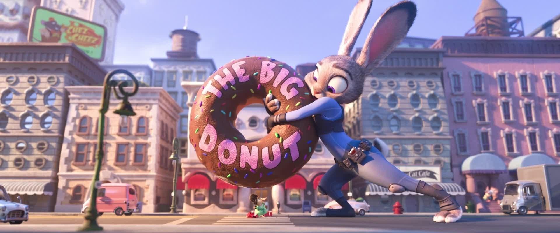 Have A Doughnut