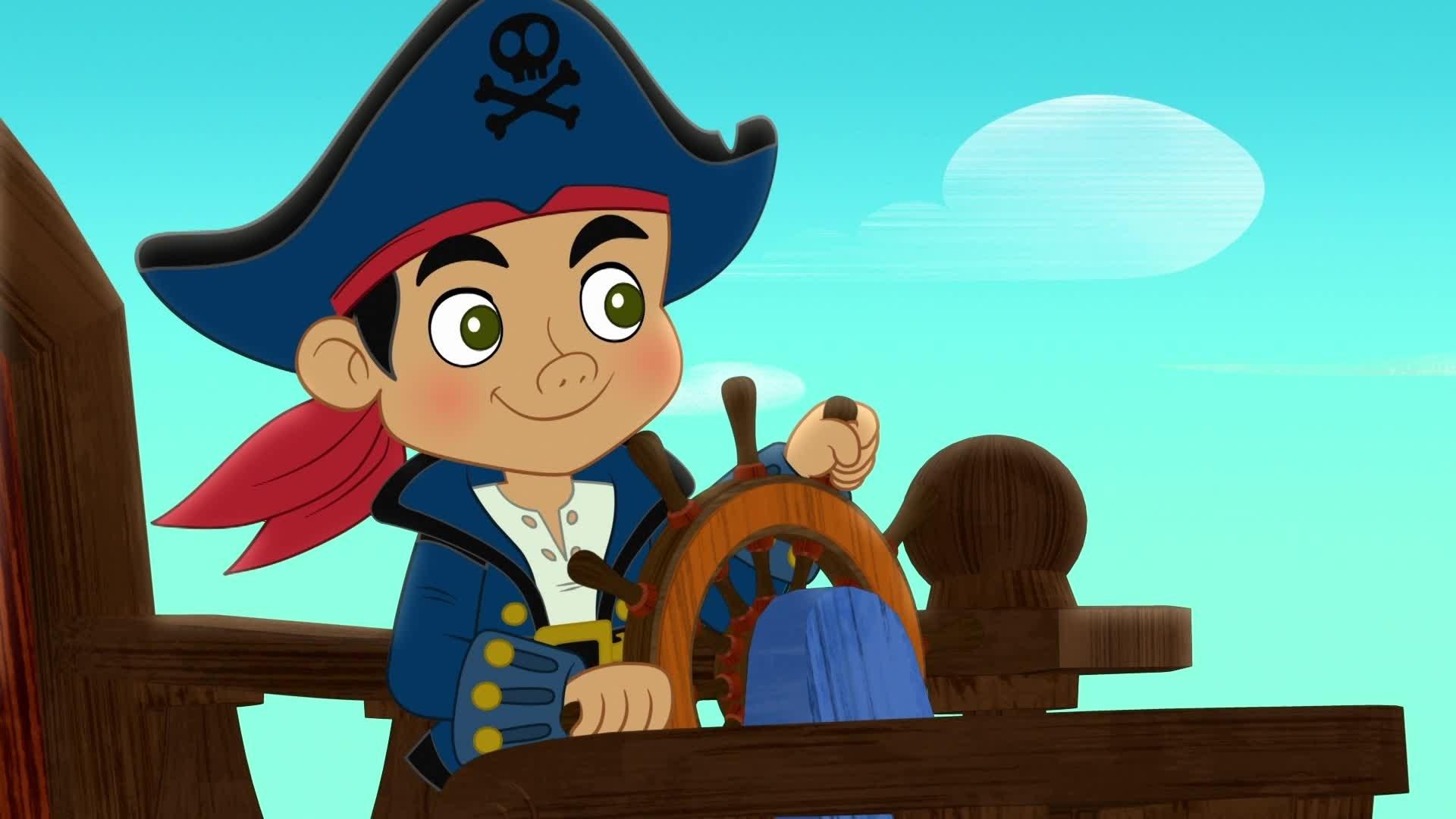 Capitaine Jake et les Pirates - La Malédiction du Dragon / La Chasse aux Trésors des Capitaines