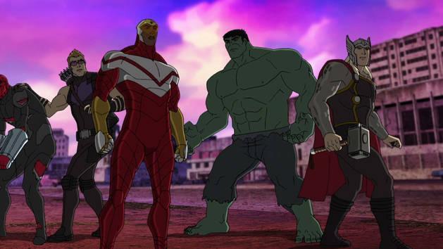 Marvel Avengers Rassemblement - Extrait - Le projet Arsenal 2