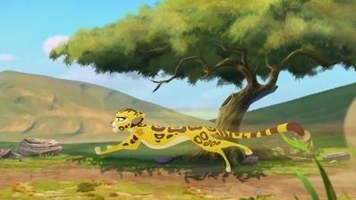 Die Garde der Löwen - Banga, der Weise