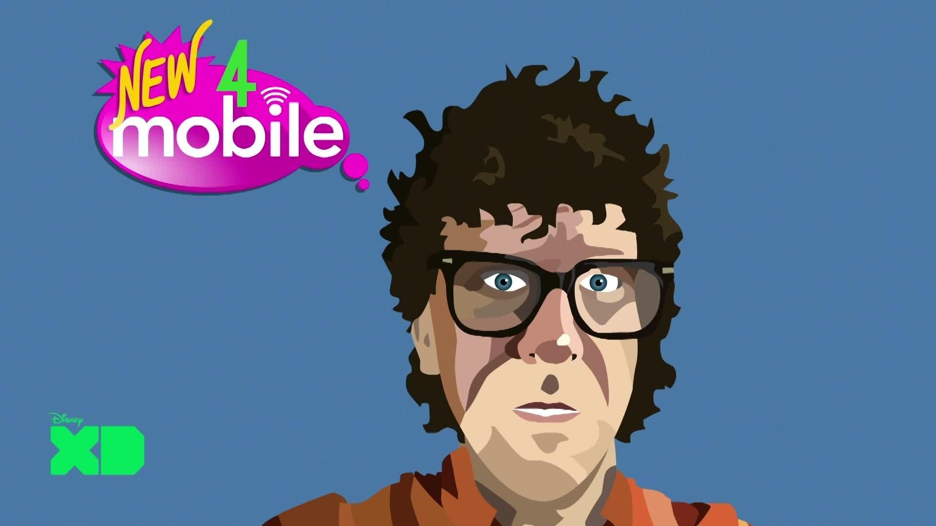 Le nouveau mobile 4 : Publicité