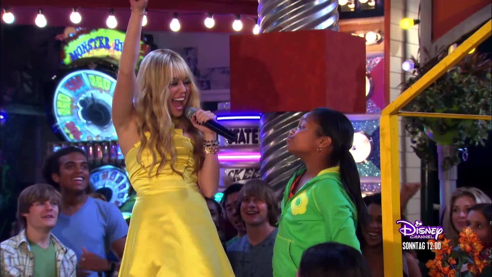 Hannah Montana - Eventtag