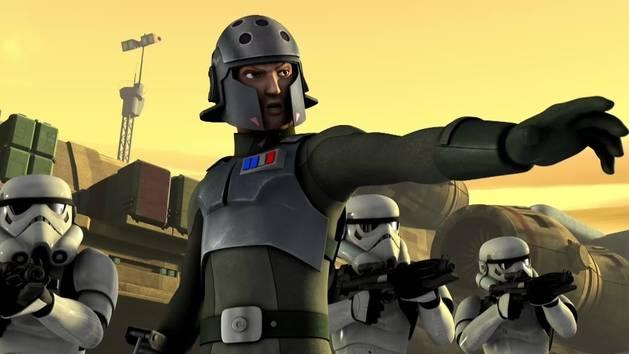 Star Wars Rebels - Herbst-Trailer