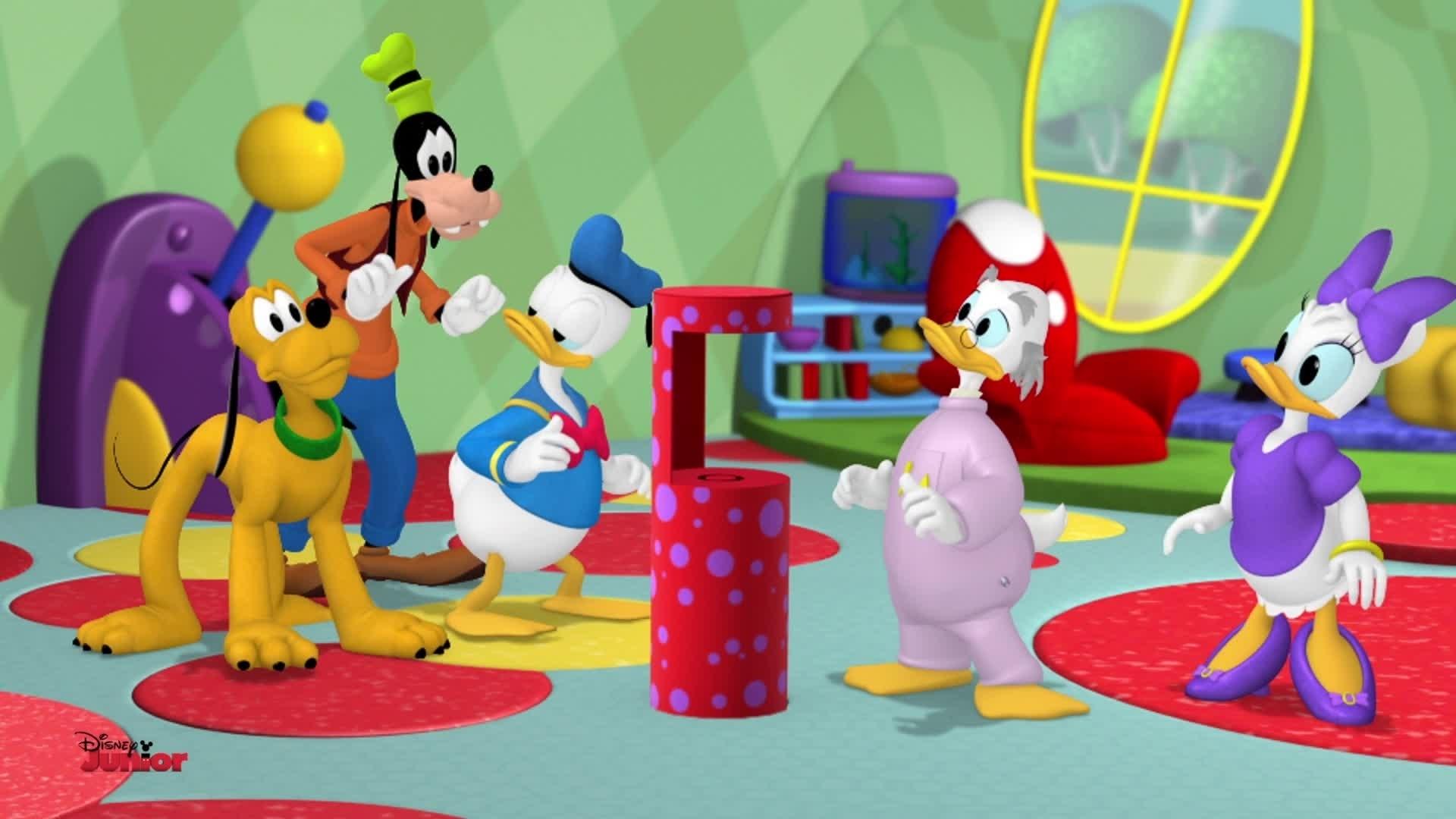 """La Maison de Mickey Saison 4 - Episode  5 """"Le légendaire Mickey de cristal"""" - Extrait"""