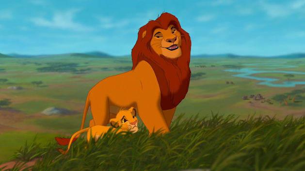 Der König der Löwen - Clip: Mufasa lehrt seinen Sohn