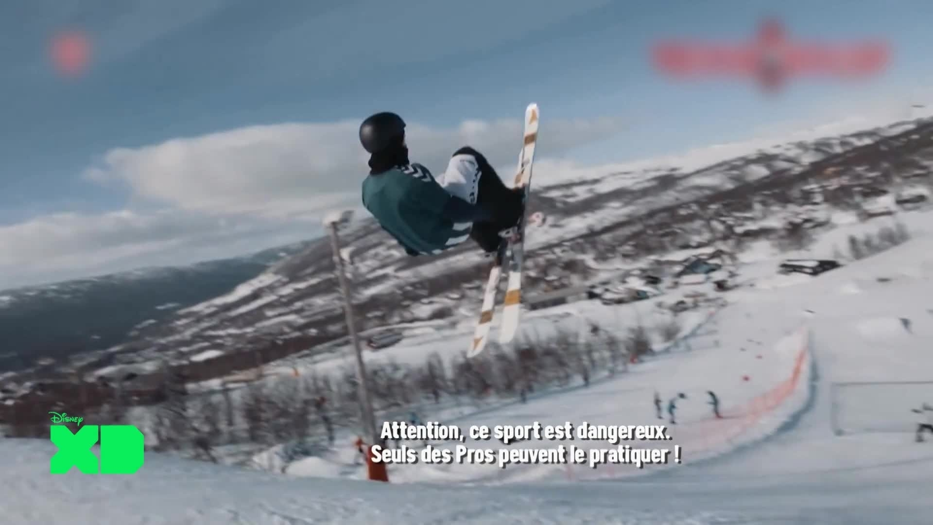 Disney XD Sport News - Ski-Ball
