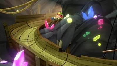 Jake und die Nimmerland Piraten - Der geheimnisvolle Schatz/ Cubby's Goldfisch