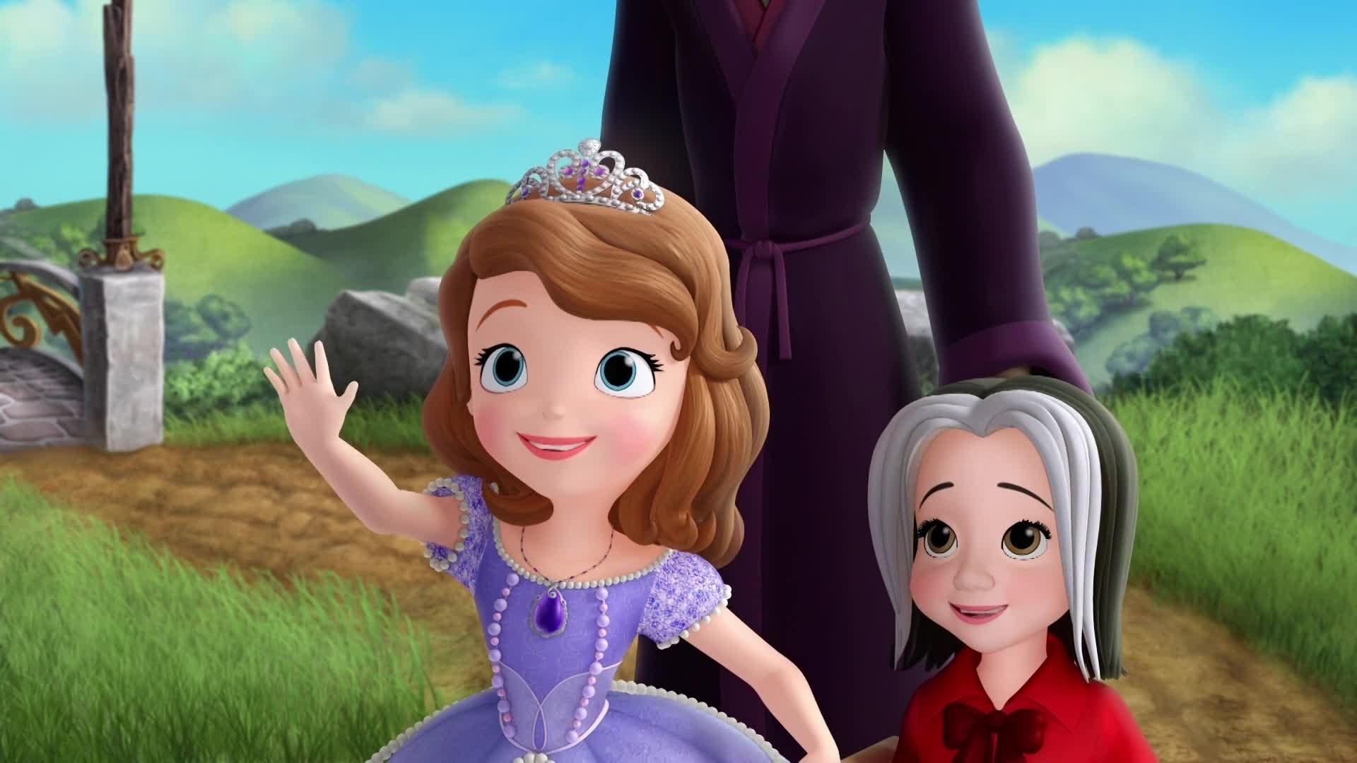 Princesse Sofia - Un Grand Jour pour Monsieur Cédric