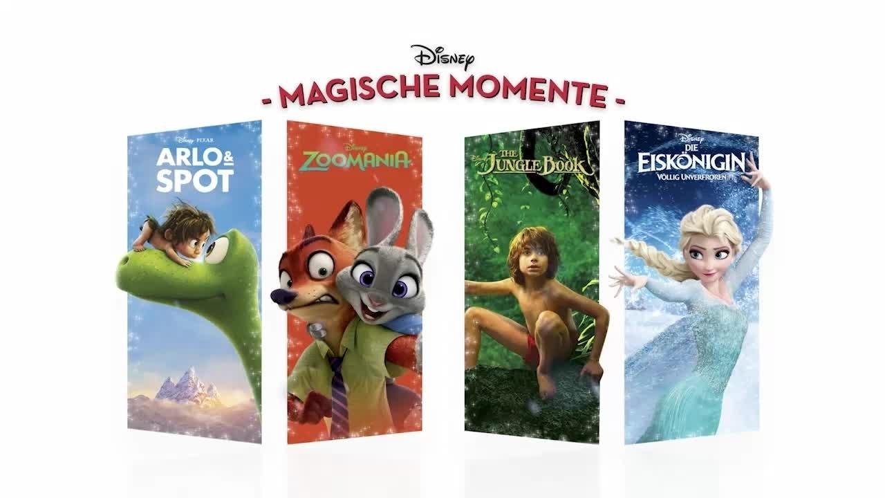 Disney Magische Momente - Jetzt zum Download