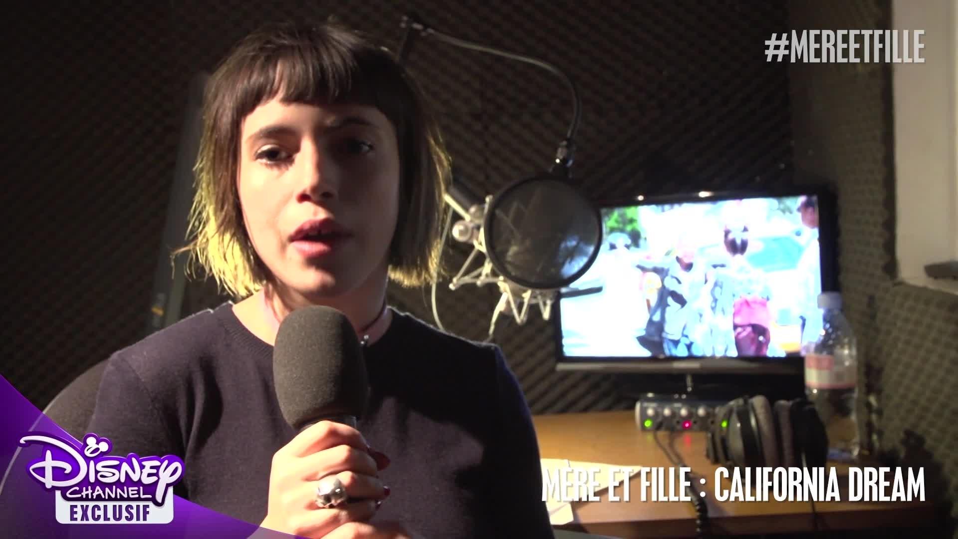 Mère Et Fille California Dream - Le Making Of Voices