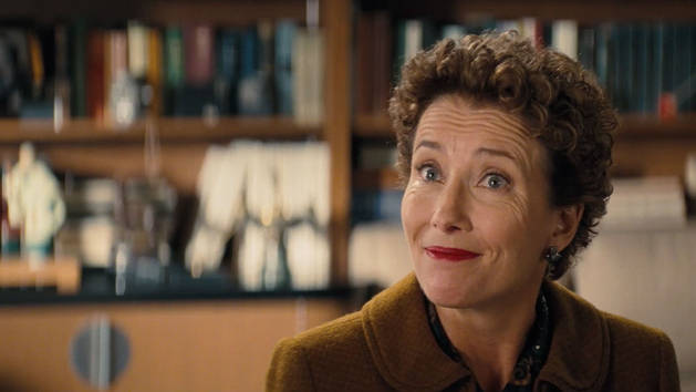 Saving Mr. Banks - Emma Thompson als P. L. Travers