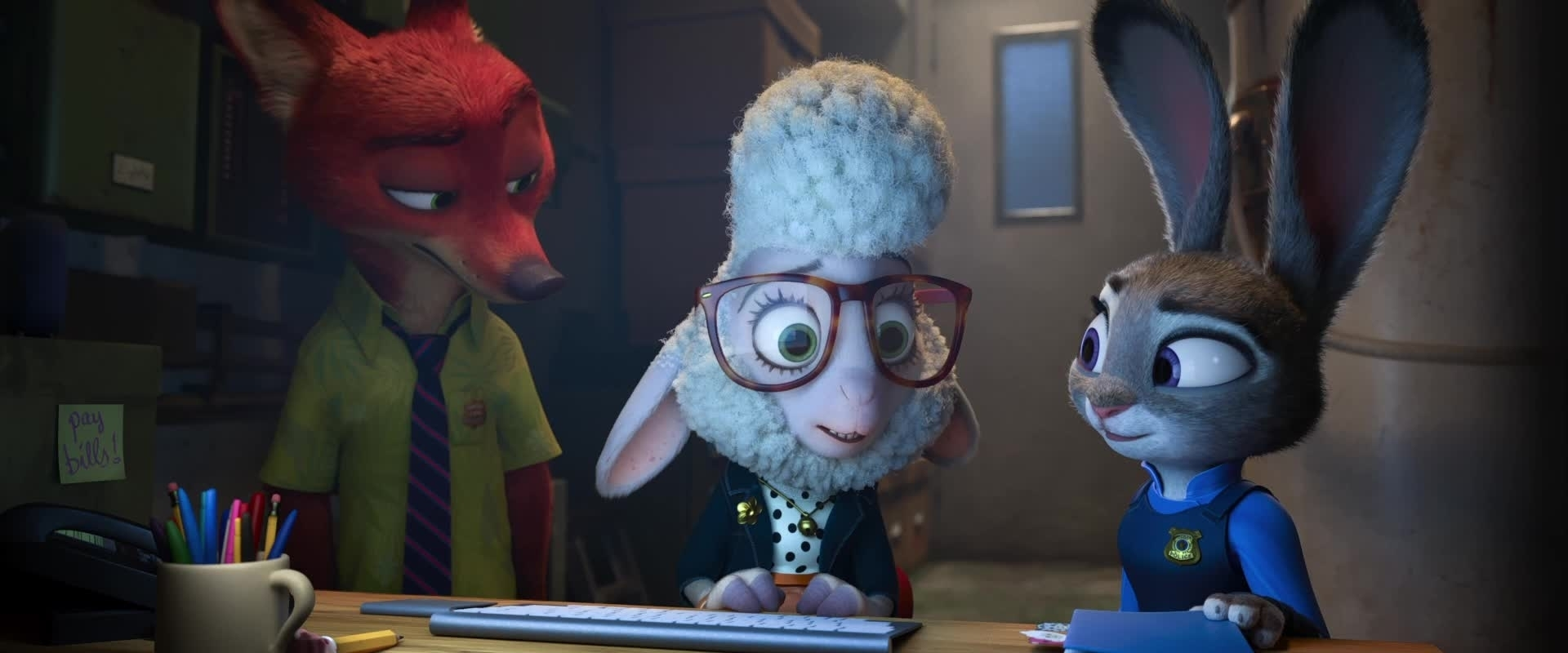 Assistant Mayor Bellwether