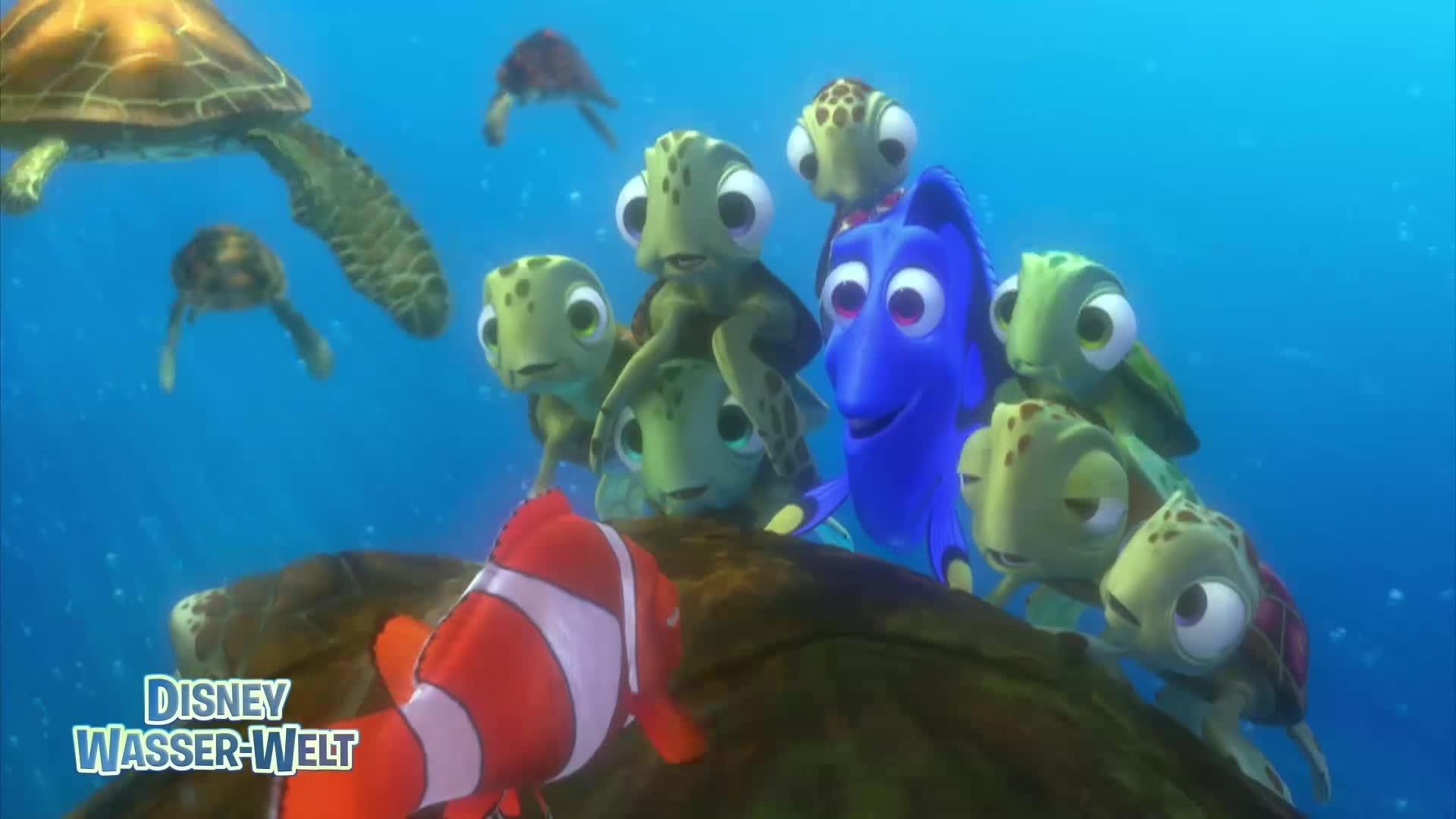 Disney Wasser Welt September Trailer