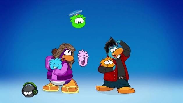 Club Penguin - Sicherheit im Netz