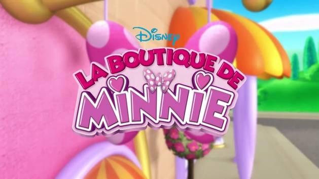 Boutique de Minnie (La) - Le concours de musique