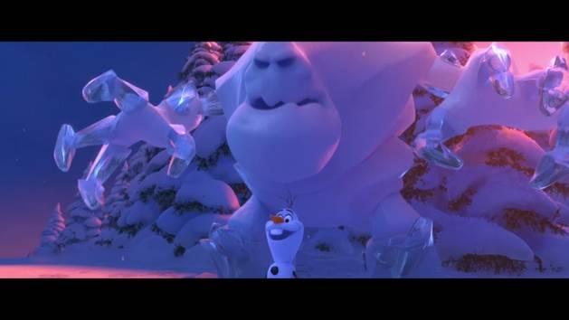 Die Eiskönigin - Was würde Olaf tun? - Immer positiv bleiben