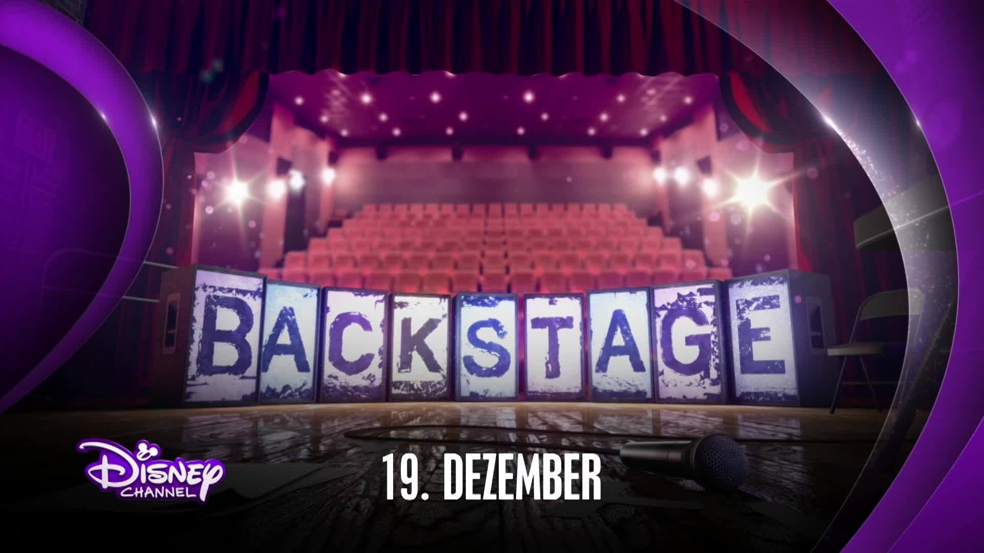 Backstage - Trailer