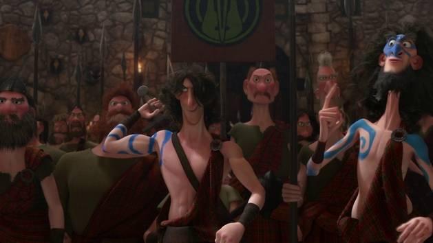 Merida - Legende der Highlands - Die Vorstellung der Kandidaten