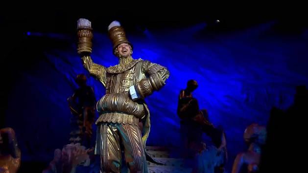 Disneys Musical Die Schöne und das Biest - Trailer