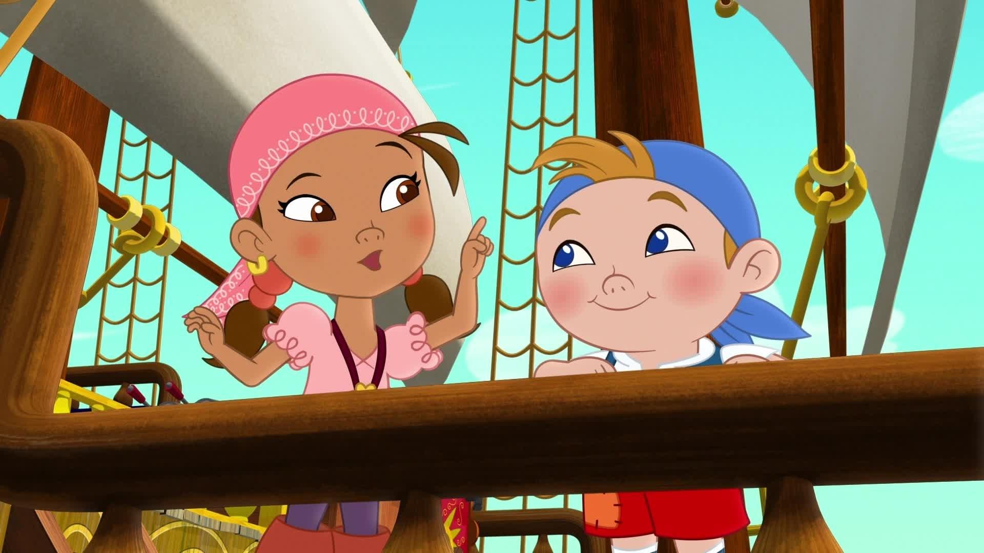 Capitaine Jake et les Pirates - L'attaque des Piranhas Pirates / Le médaillon de Molta