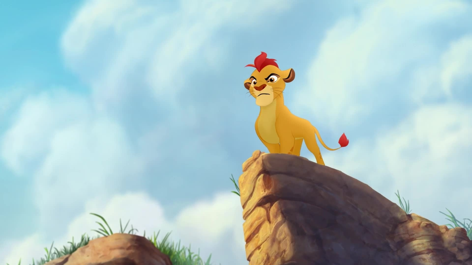 The Lion Guard: Return Of The Roar Sneak Peek