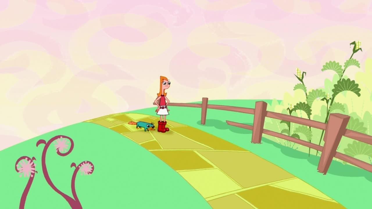 Phineas und Ferb - Der Zauber von Spotz