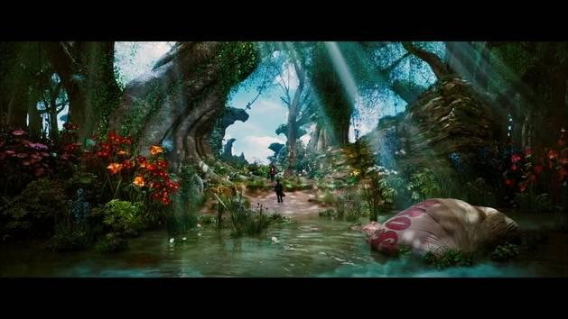 Die fantastische Welt von Oz - Die Welt von Oz