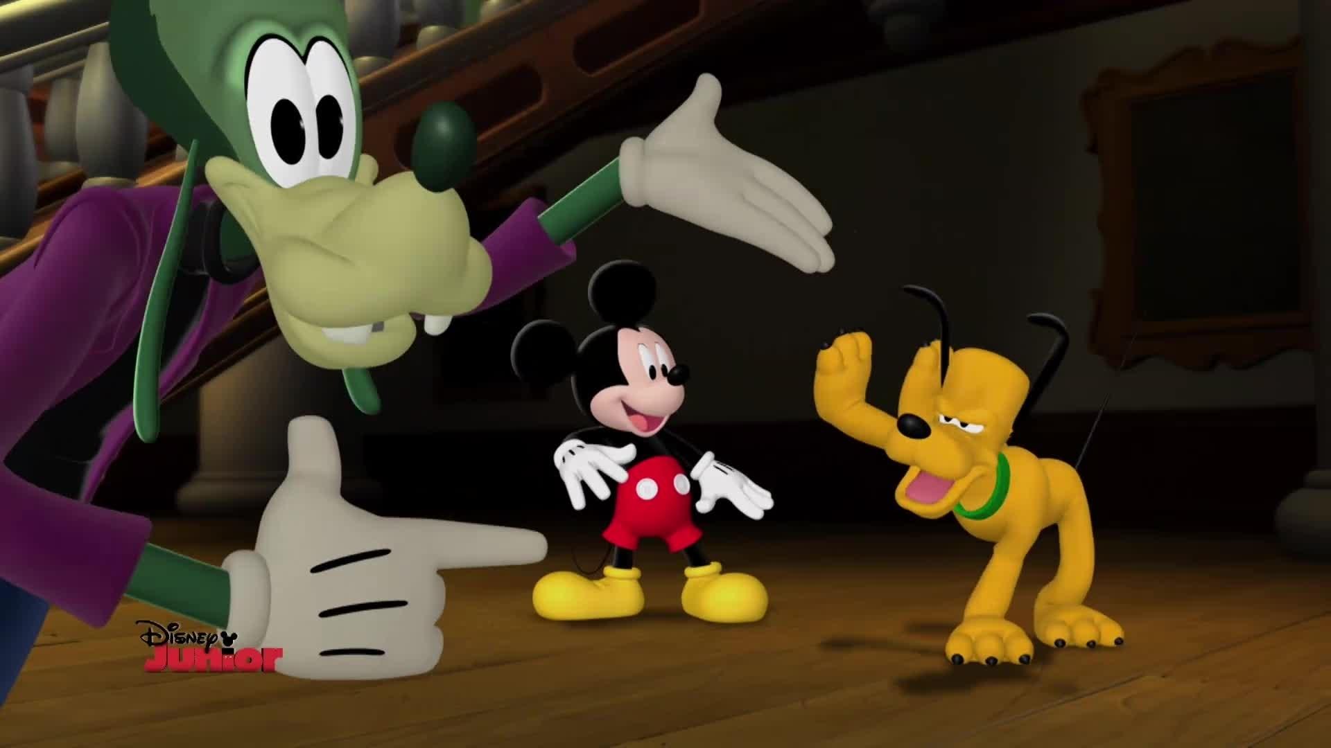 Der Micky Maus Wunderhaus Halloweensong